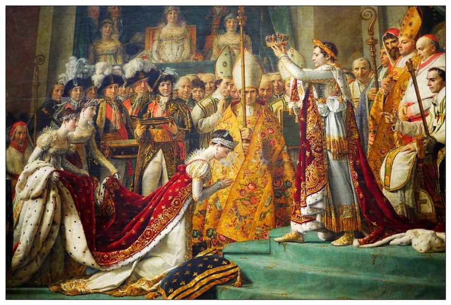 拿破崙的寶劍和法國最著名的鑽冕這次都來故宮展出了- 香港文化產業聯合總會